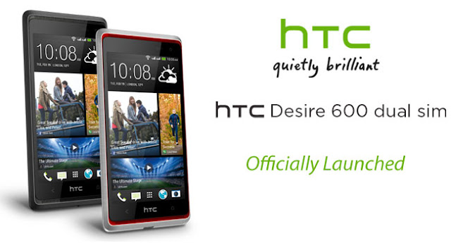 Description htc desire 600c dual sim specification and ALG structured