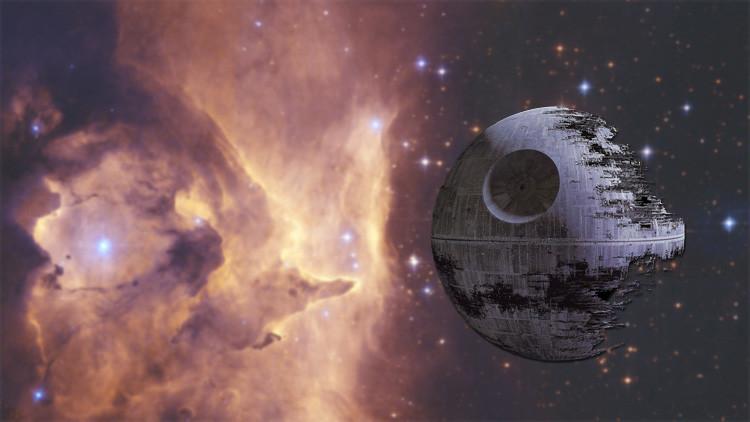 La estrella de la muerte sigue devorando cuerpos celestes.