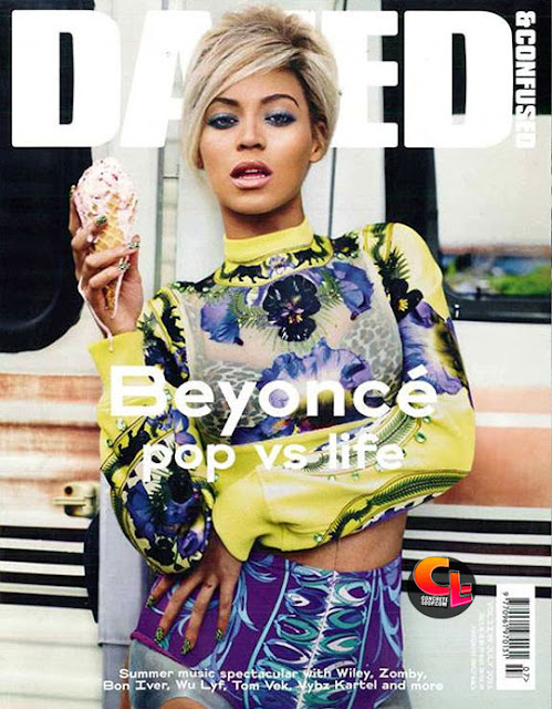 Beyonce - DAZED & CONFUSED Cover