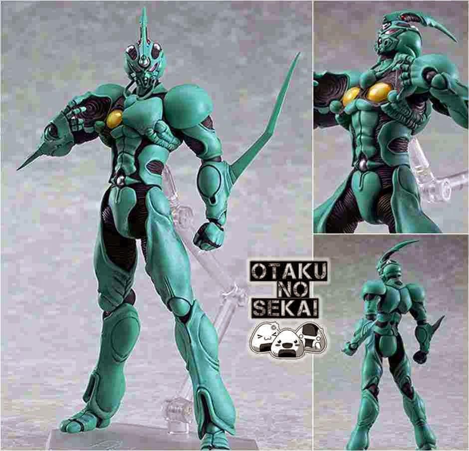 figma Guyver I Bio Booster Armor Guyver