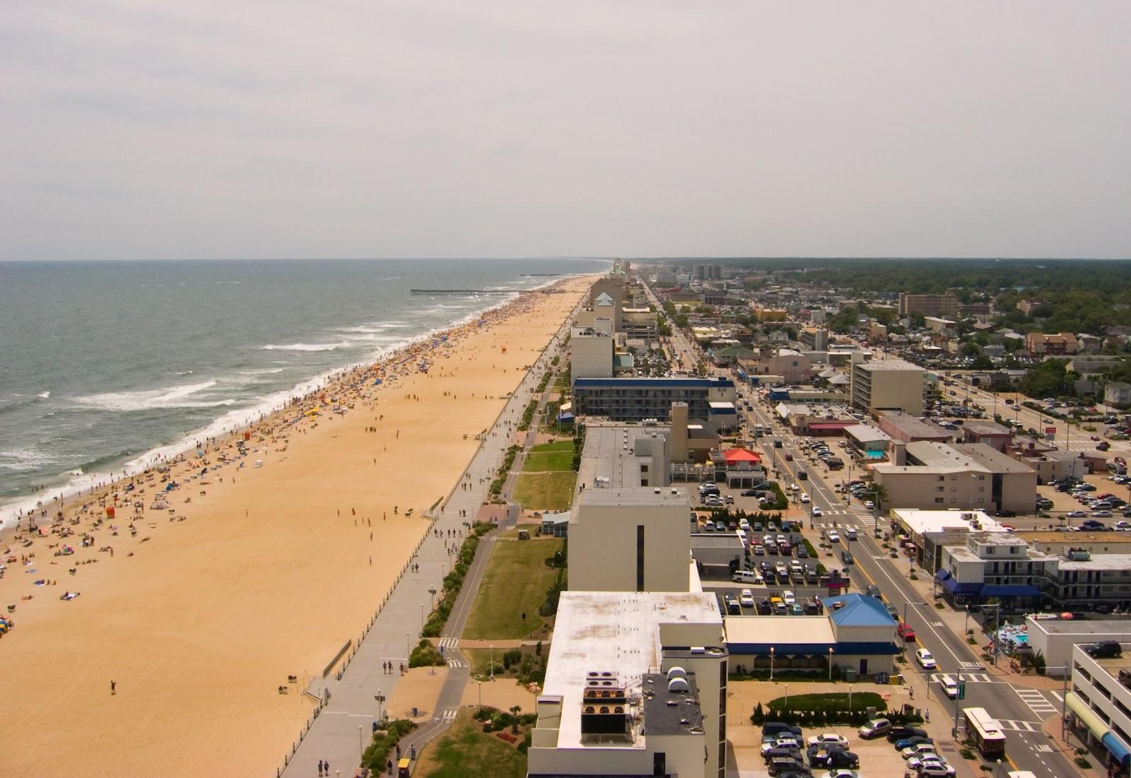 Virginia Beach Va Usa East Coast Tourist Attraction