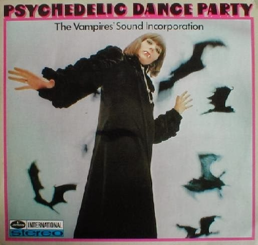 Psychedelic Dance Party