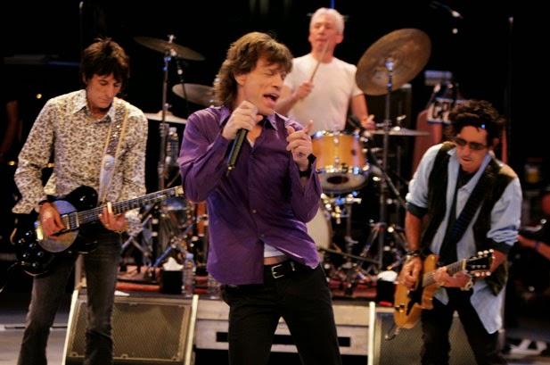 Los Rolling Stones en Madrid, único concierto en España