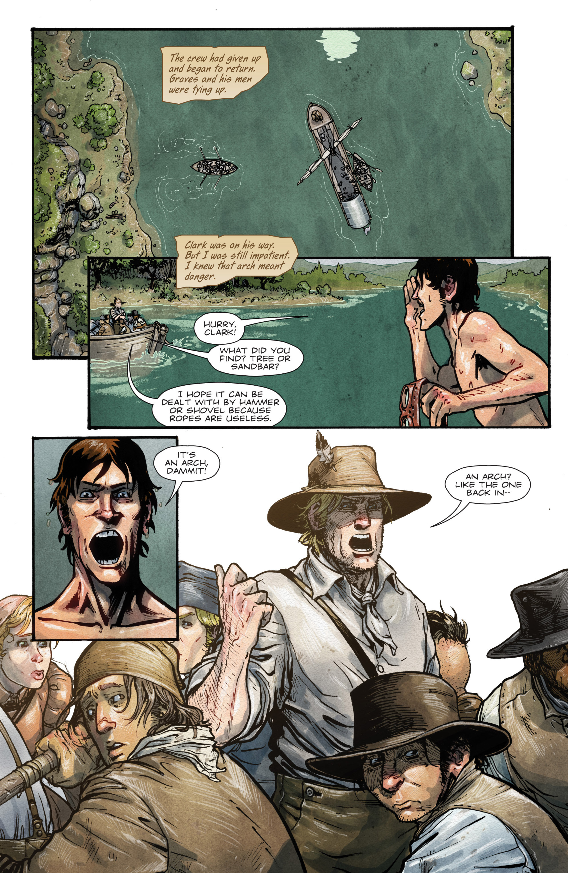 Manifest Destiny #_TPB_2 #42 - English 21