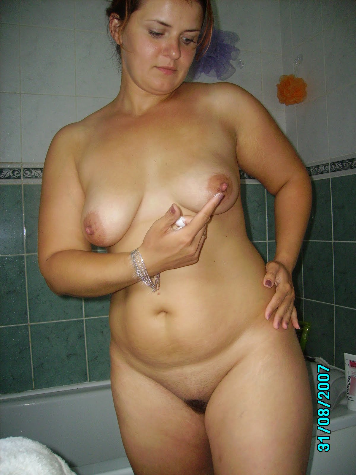 Фото голых пухлых жен