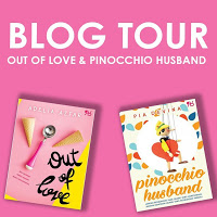 Coming Soon! Blog Tour Out of Love 20-22 Oktober 2017