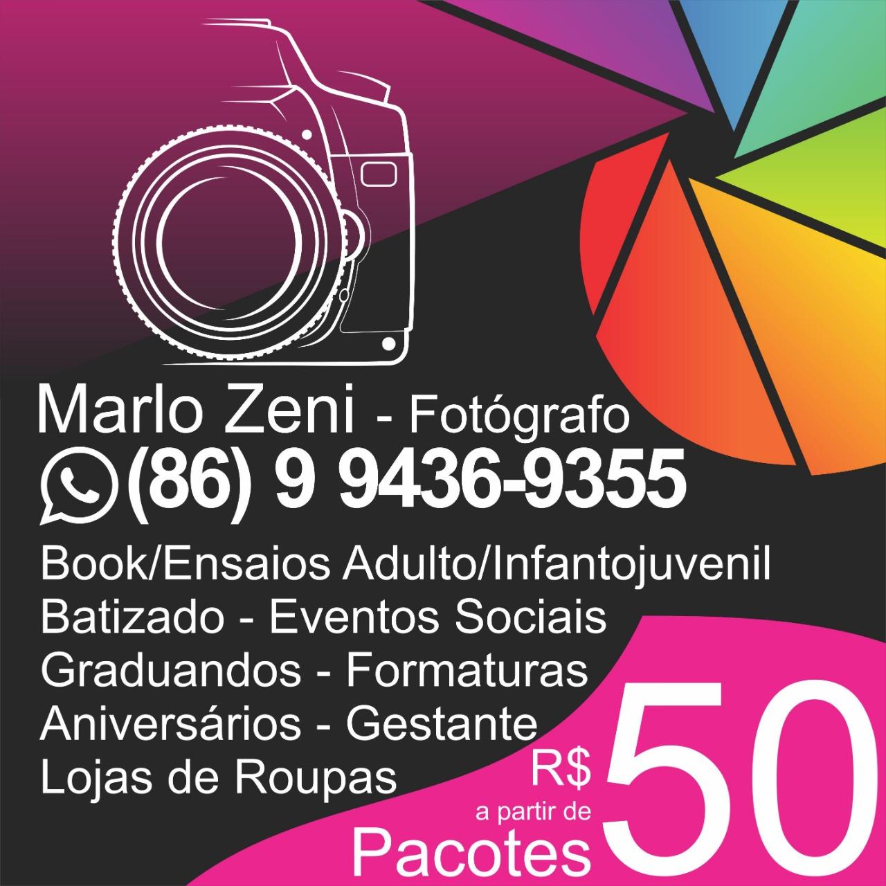 MARLO ZENI-FOTÓGRAFO