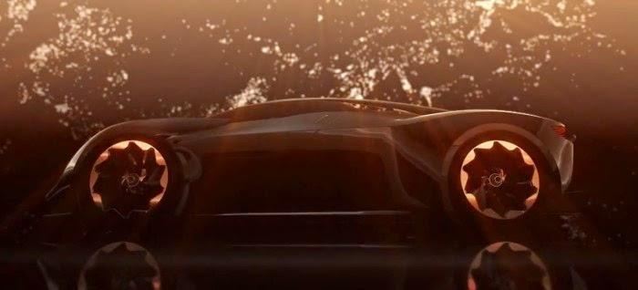 2015 Aston Martin DP-100 Vision Gran Turismo First photos and Video
