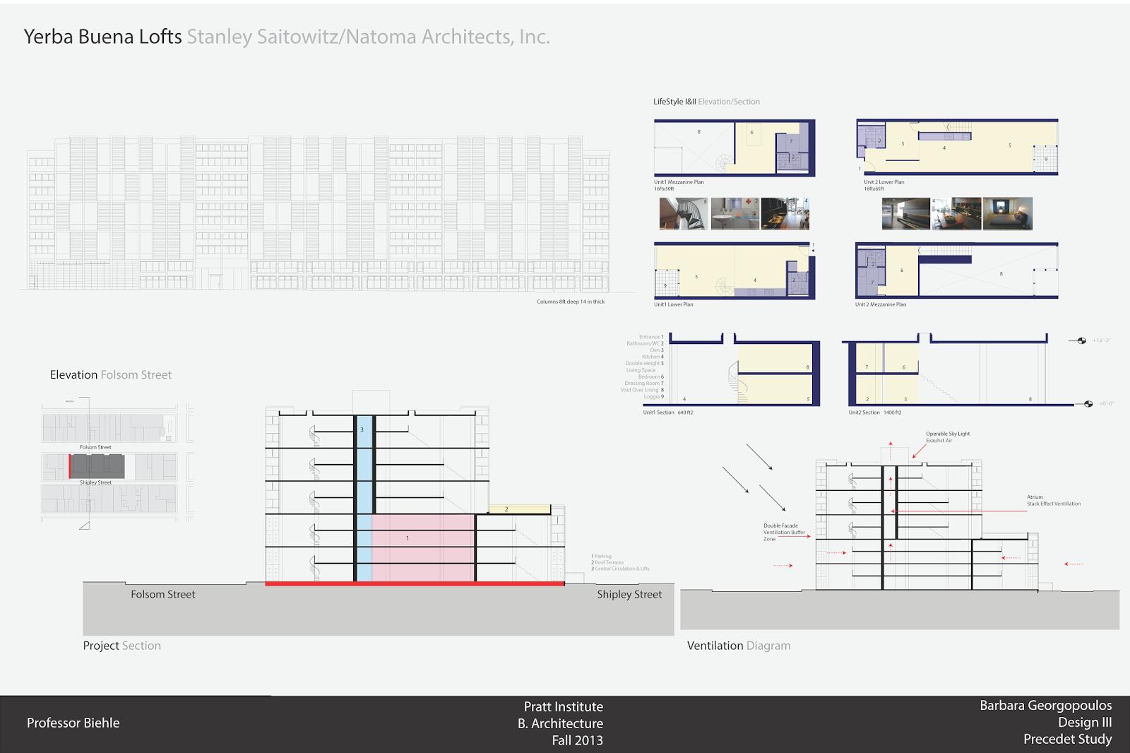 Comprehensive Design 301 Student Housing Yerba Buena