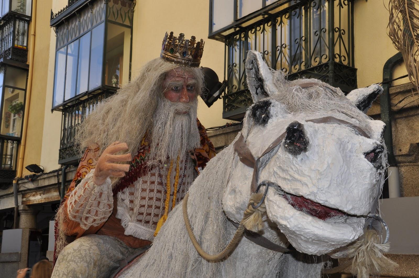 Madrid con ni os el escorial en navidad quiero ver mundo - Figuritas para el belen ...