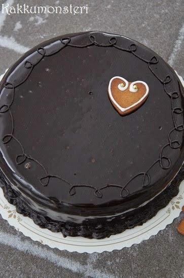 Pipari-suklaakakku