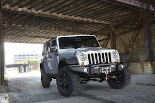 Jeep Wrangler Call of Duty Edition For Sale