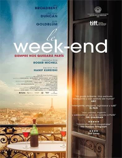 Ver Le Week-End (2013) Online