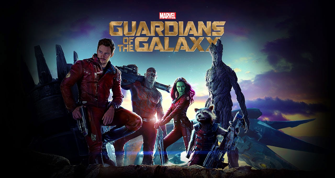 Guardian Of The Galaxy (2014): Para Penjaga Galaxy