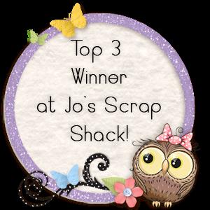 Jo's Scrap Shack Challenge Blog