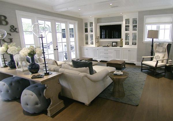 Matilda Rose Interiors Bill amp Giuliana Rancics New LA Home