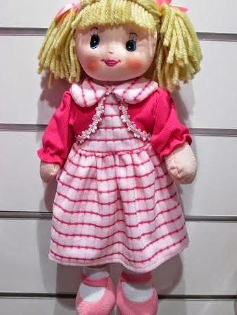 Muñecas con el nombre