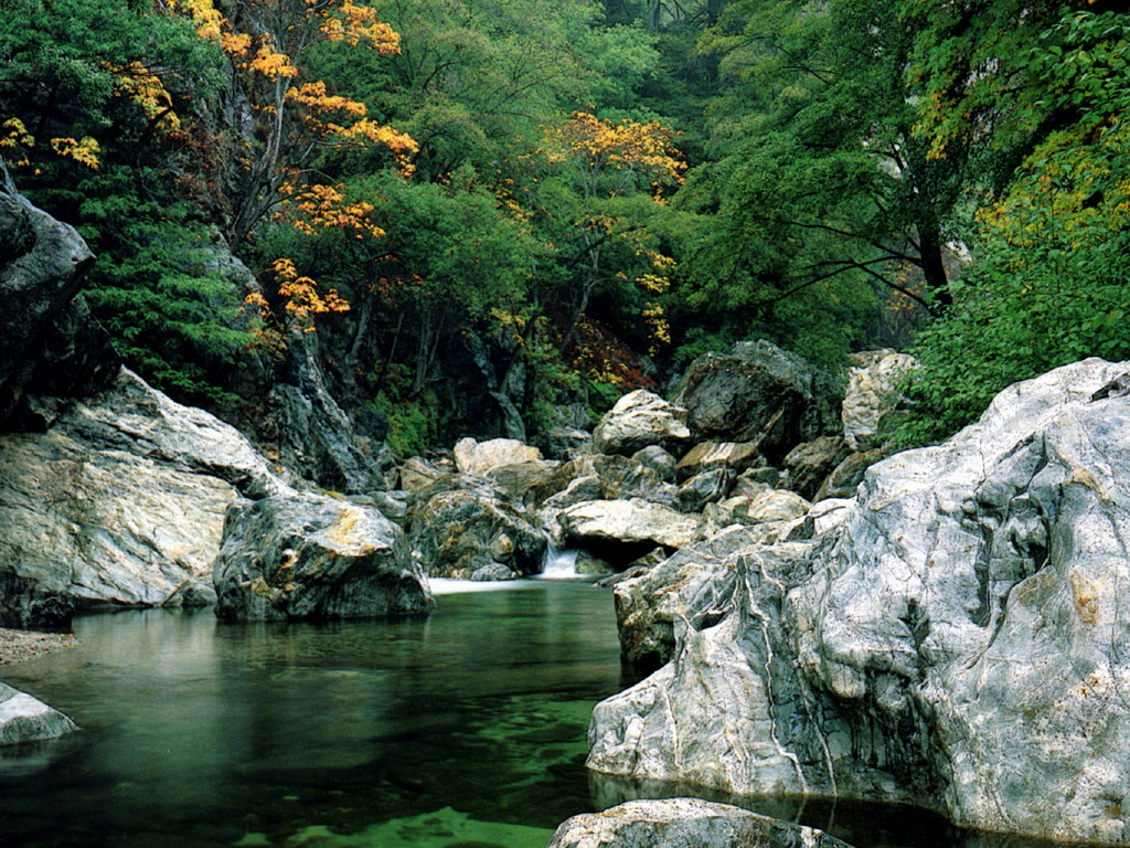 Beautiful Wallpaper Nature Rivers
