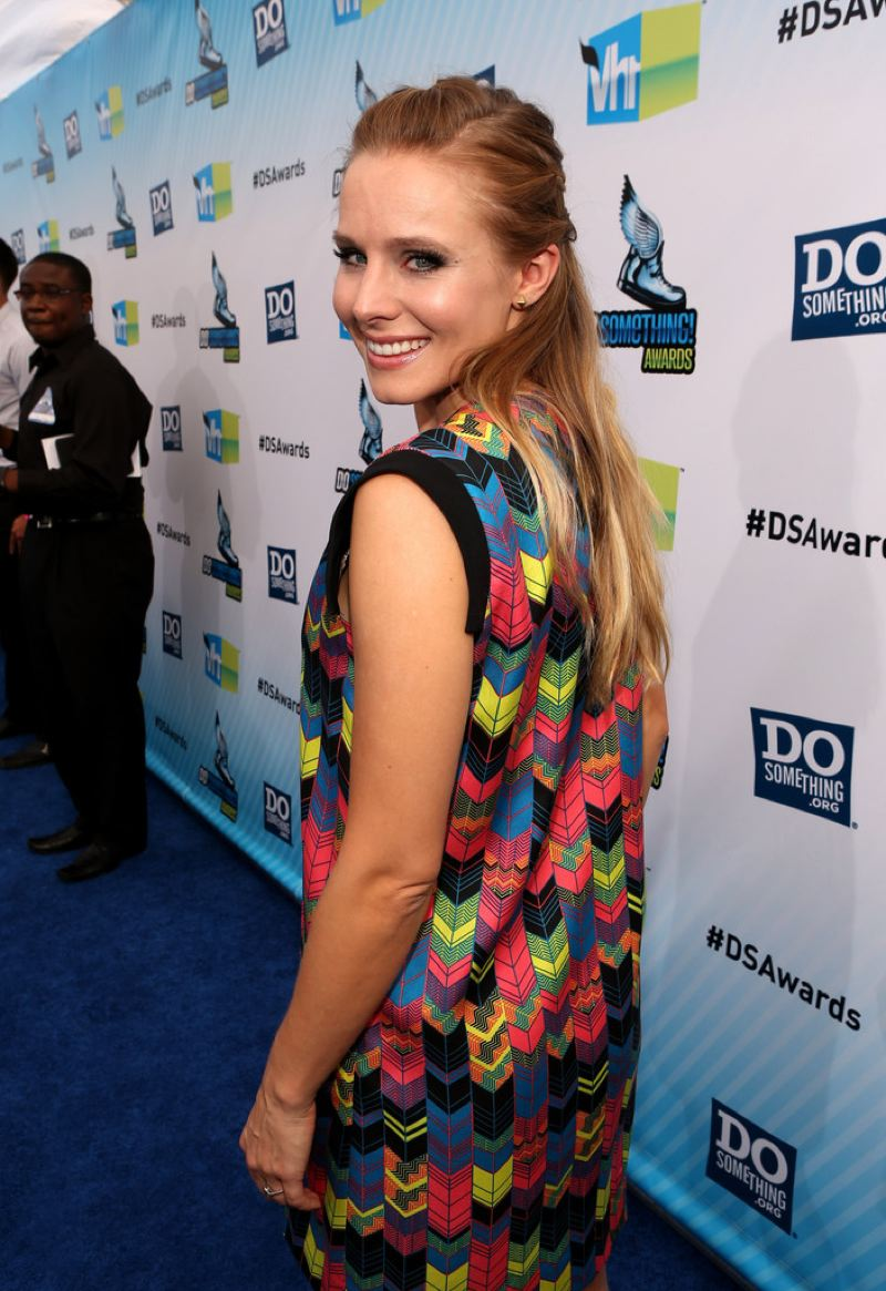 Kristen Bell @ 2012 Do Something Awards, August 19