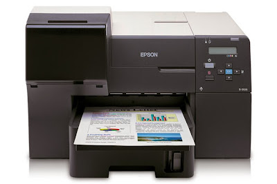 Get Epson B-310N Business Color Inkjet printer driver and Install guide