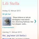 Sjekk Lili Stellas blogg