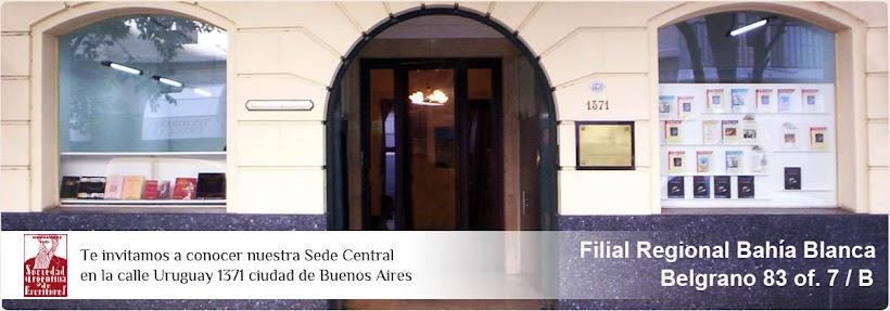 Casa 'Leopoldo Lugones' de la SADE en Buenos Aires