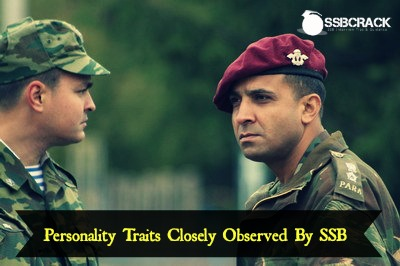 5 Personality Traits Closely Observed By SSB And Ways To Develop It