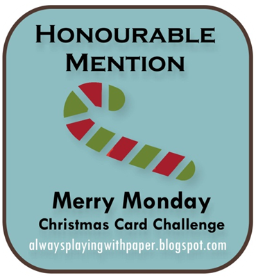 Merry Monday Recognition