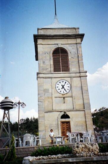 kastamonu saat kulesi