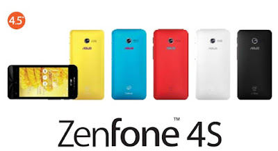 Cara Flash Bootloop Asus Zenfone 4S (A450CG) New