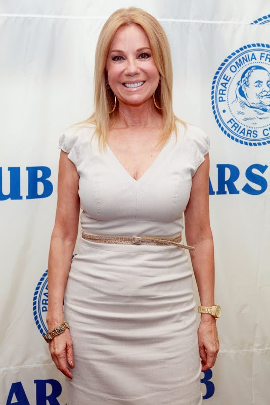 kathie lee gifford at friar s club event