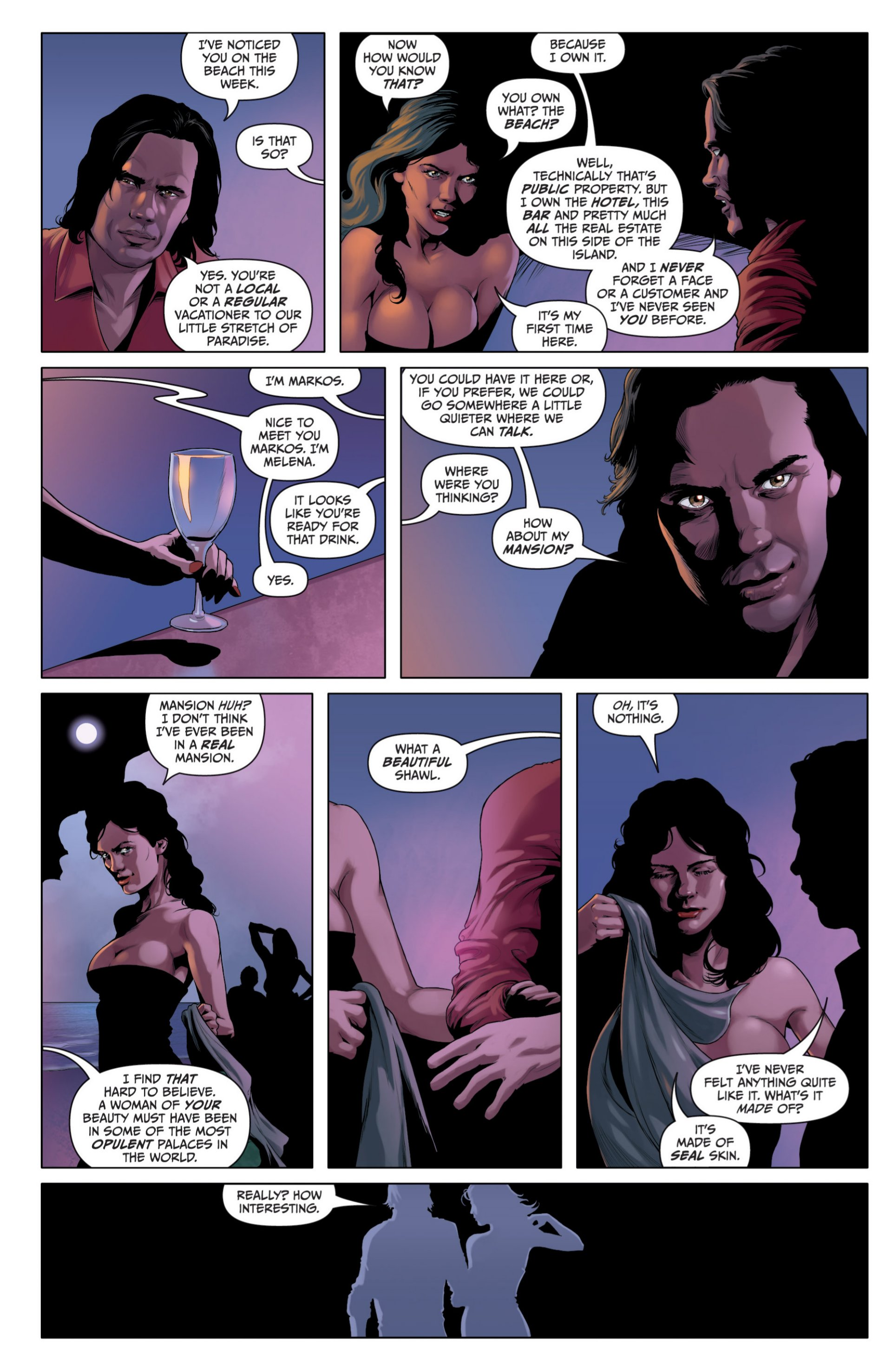 Grimm Fairy Tales (2005) Issue #82 #85 - English 17
