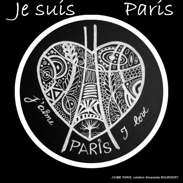 J'Aime Paris / I Love Paris