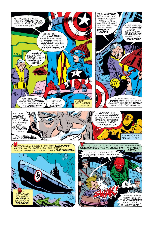 Captain America (1968) Issue #220 #134 - English 3