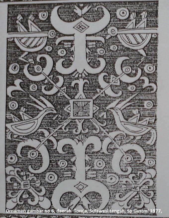 Hasil gambar untuk ornamen nusantara