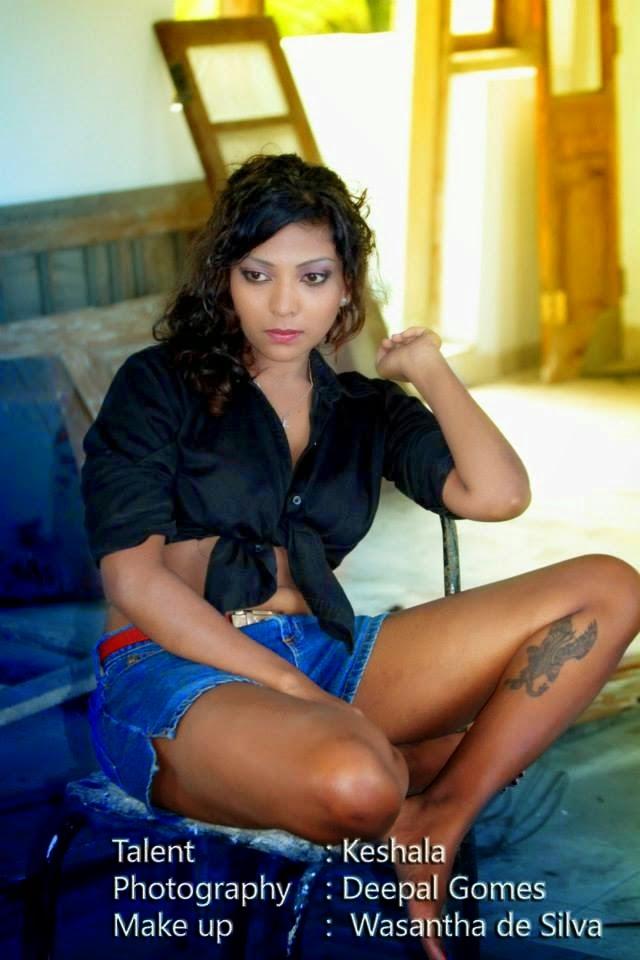 Sri Lankan Hot Models Blue Short Videos