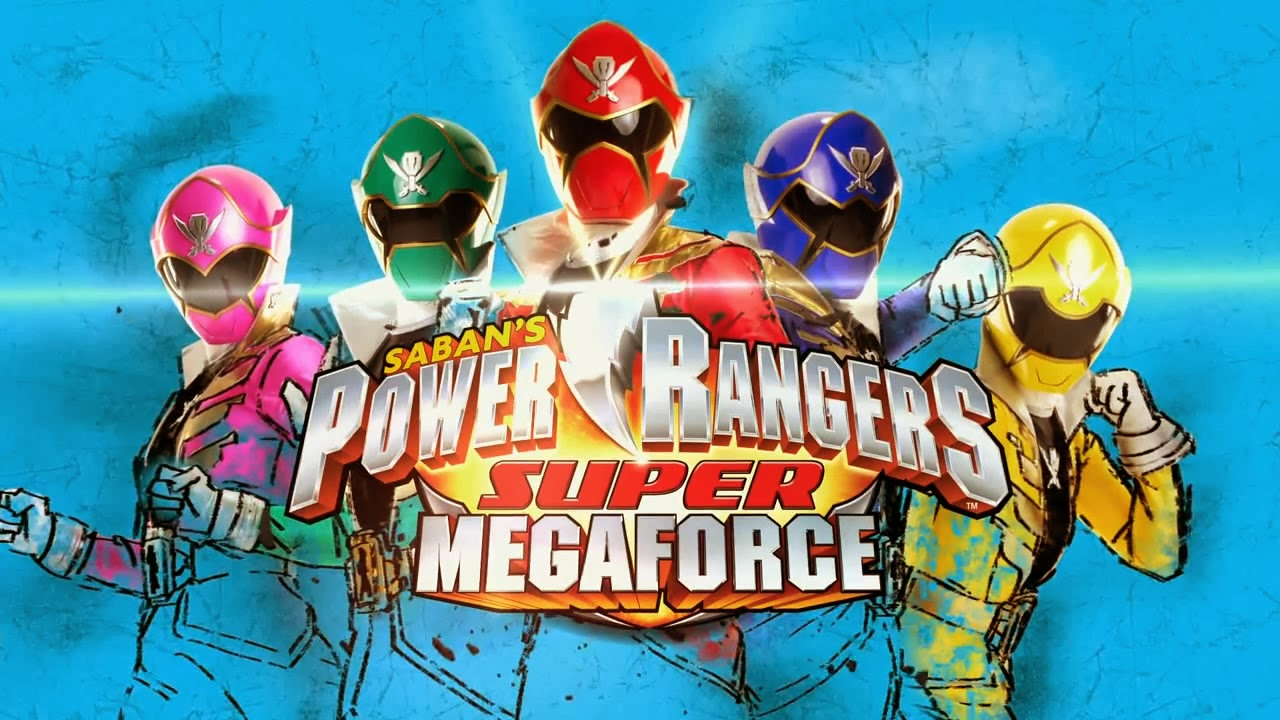 Anunciado Power Rangers Super Megaforce para 3DS