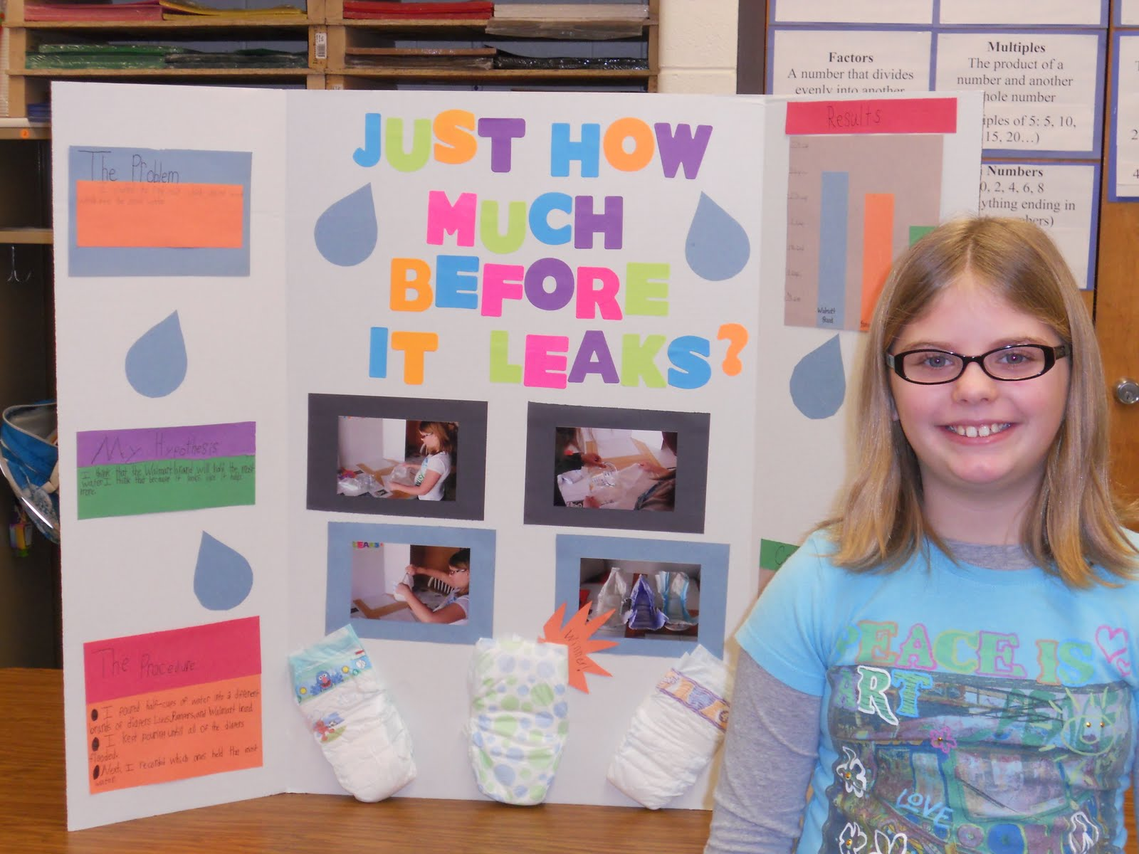 laundry detergent science fair project