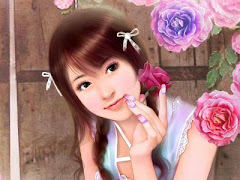 Pretty Asian Girl Wallpaper8