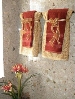 Bathroom towel decorating ideas Decorating Ideas For Towels | Stylish Home Interior and Decor Ideas