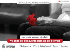 "SEMANA DE LA MEMORIA"