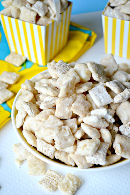 lemon muddy buddies
