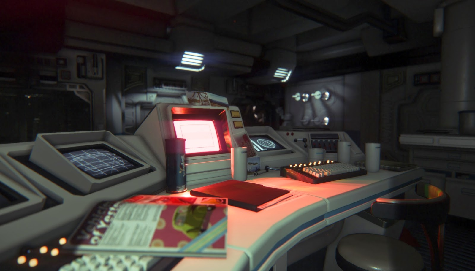 Alien Isolation gameplay