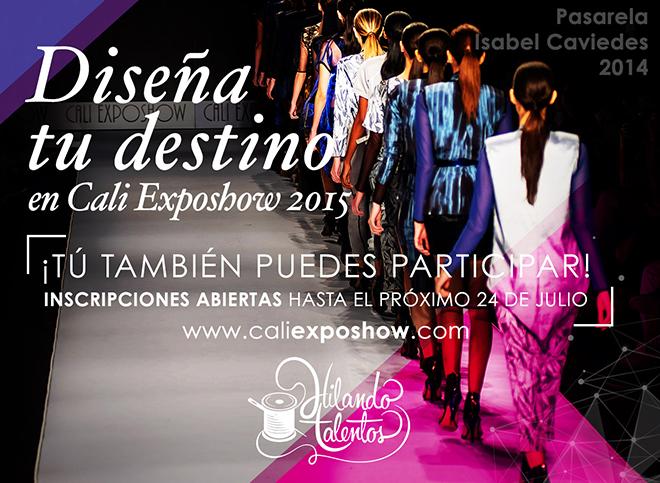 hilando talentos, cali exposhow, fashionblogger cali, fashionblog colombia, alina a la moda, alina a la mode, cali exposhow 2015