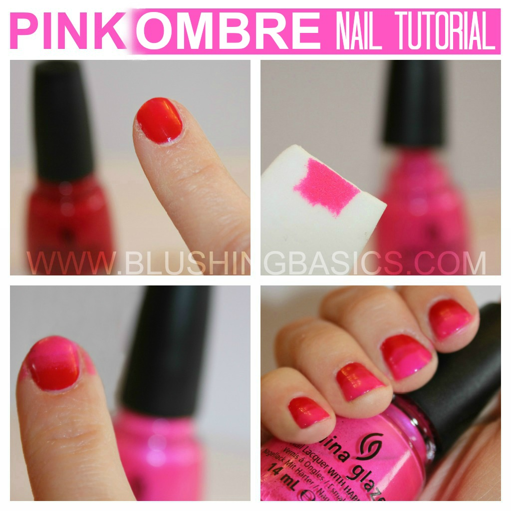 Ombre Nails Tutorial Ombre Nail Tutorial