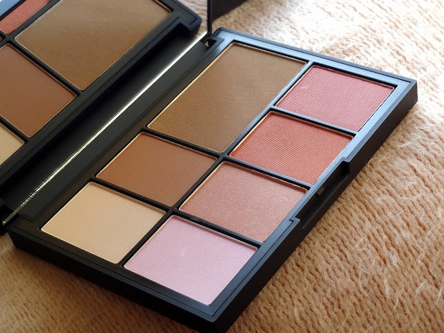 NARSissist Cheek Studio Palette Review, Photos, Swatches