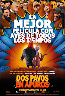 Free Birds (Vaya Pavos)  2013