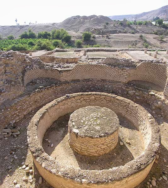 Baño De Vapor Romano:Tepidarium: E ra el cuarto de baño tibio de los baños romanos