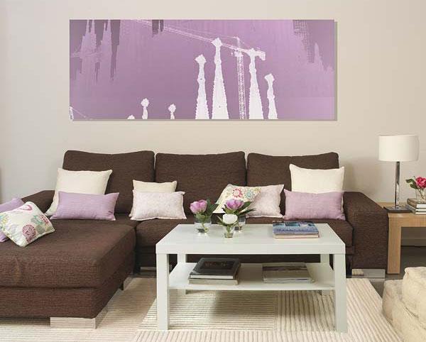 Картины на стенах в квартире