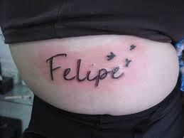 Imagens de Tatuagens com Nome